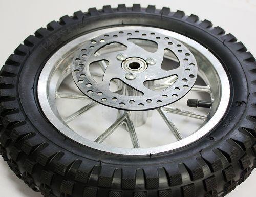 Rear Wheel Tyre Tire 49cc Mini PIT Monkey Pocket Dirt Bike 12.5 x 2.75 Front