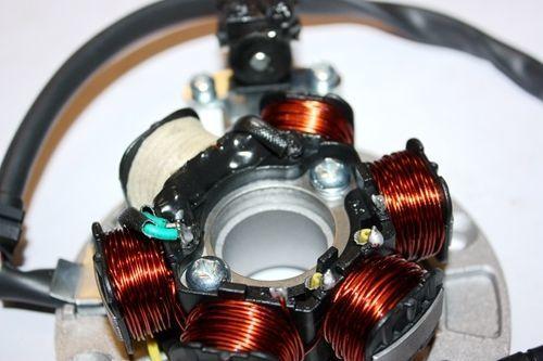 LIFAN YX 140cc Kick Start Engine PIT PRO Trail Dirt Bike Magneto Stator Plate